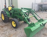 Tractor For Sale: 2016 John Deere 4044M, 43 HP