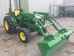 Tractor For Sale:  2016 John Deere 4044M , 43 HP