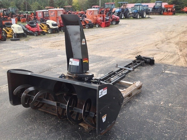 Erskine 721FM Snow Blower For Sale