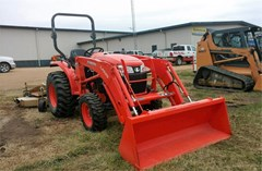 Tractor For Sale Kubota L3901HST , 38 HP