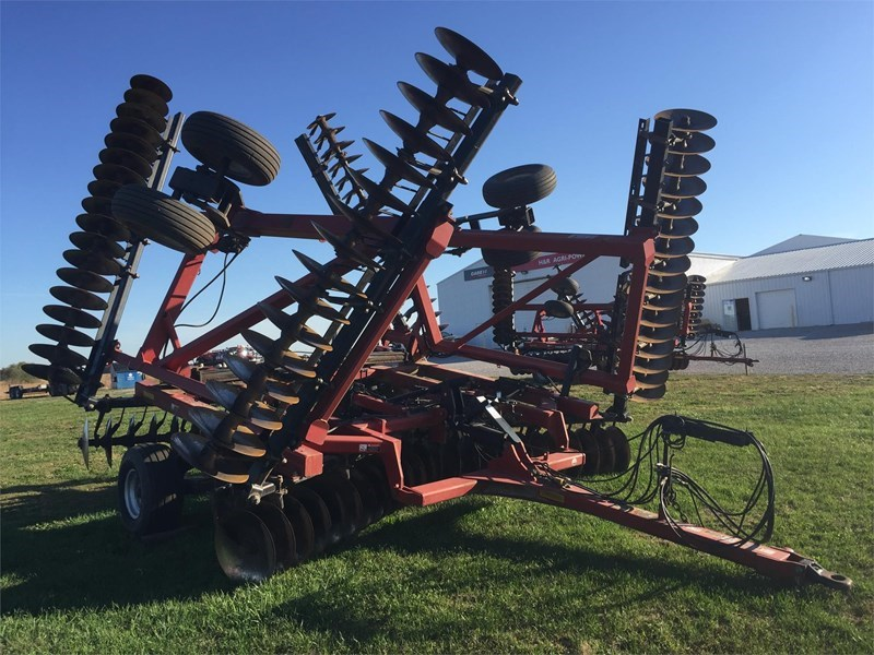 2006 Case IH RMX340 Disk Harrow For Sale