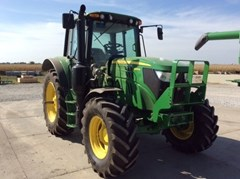 Tractor For Sale 2017 John Deere 6120M , 120 HP