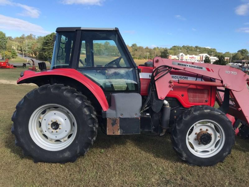 2007 Massey Ferguson 5460SA Tractor For Sale