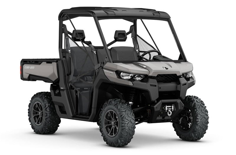 2018 Can-Am 2018 DEFENDER XT HD8 SILVER SKU # 8FJA Utility Vehicle For Sale