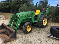 Tractor For Sale 2002 John Deere 4710 , 58 HP