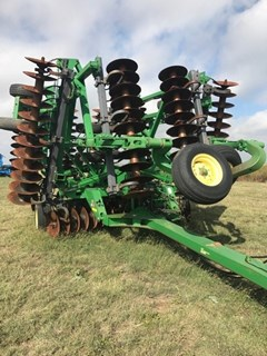 Disk Harrow For Sale 2009 John Deere 637