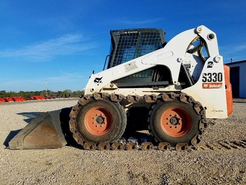 2007 Bobcat S330 Skid Steer For Sale