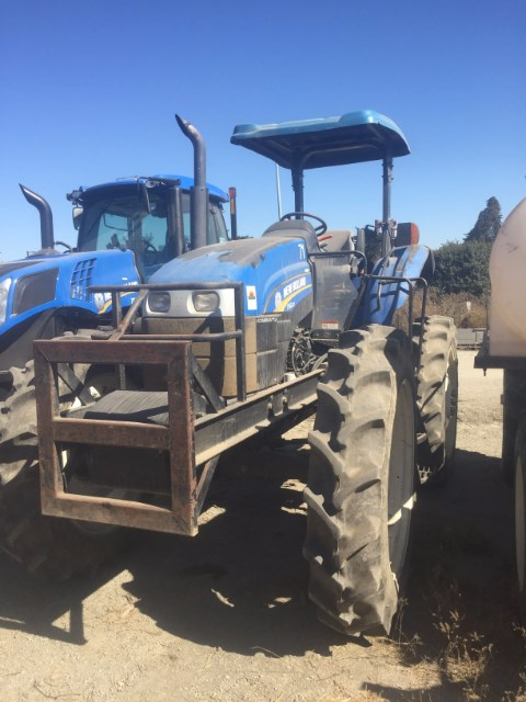2013 New Holland TS6.120HC Tractor For Sale