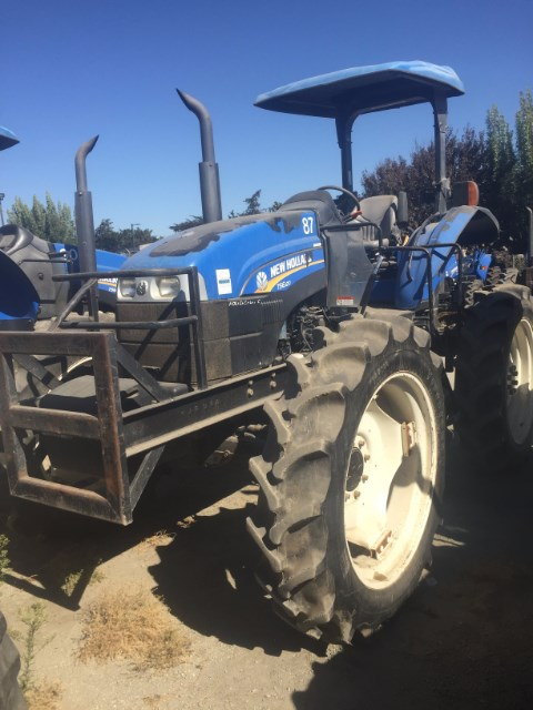 2014 New Holland TS6.120HC Tractor For Sale