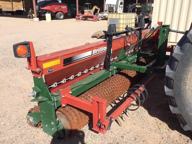 2009 Brillion SSP12 Grain Drill For Sale