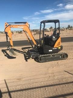Excavator-Track :  Case CX26C