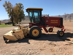 Windrower-Self Propelled For Sale:  2001 New Holland HW340