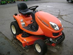 Riding Mower For Sale 2007 Kubota GR2100 , 20 HP