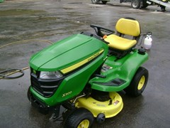 Riding Mower For Sale 2014 John Deere X300 W/42 MOWER 44 BLOWER , 18 HP