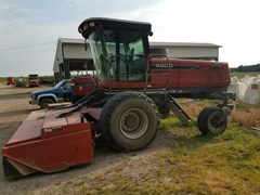 Windrower For Sale 2008 Hesston 9365