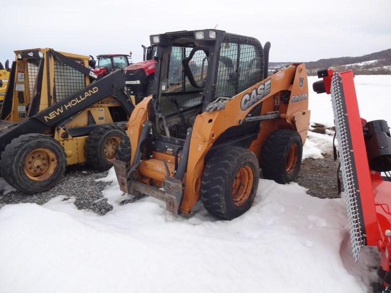 2014 Case SR220 Skid Steer For Sale