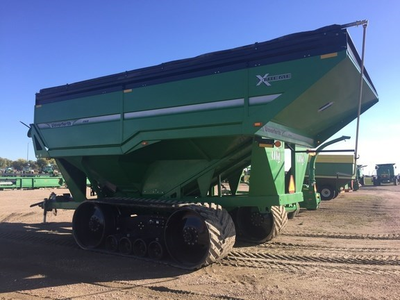 2012 Unverferth 1315 Grain Cart For Sale