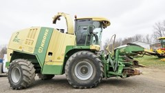 Forage Harvester-Self Propelled For Sale 2013 Krone BIG X 1100