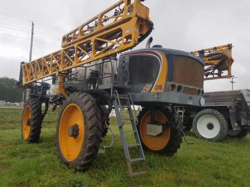 2008 Hagie STS14 Sprayer-Self Propelled For Sale