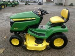 Riding Mower For Sale 2016 John Deere X380 , 22 HP
