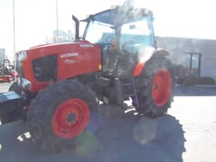 Tractor For Sale 2014 Kubota M135GXDTC , 118 HP