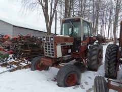 Tractor - Row Crop For Sale IH 1586 , 161 HP
