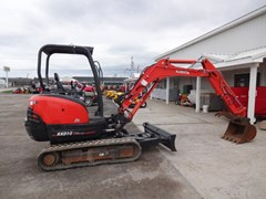 Excavator-Mini For Sale 2014 Kubota KX91R1AS2
