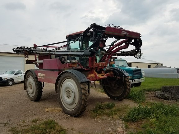 2007 Miller Pro NITRO N2XP Sprayer-Self Propelled For Sale