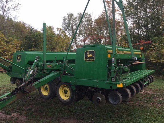 1997 John Deere 455 Grain Drill For Sale