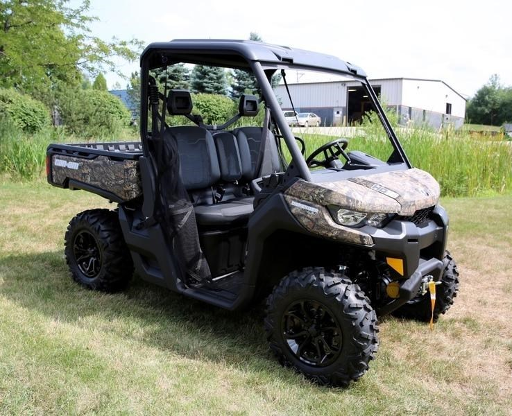 2018 Can-Am 2018 DEFENDER XT HD10 CAMO SKU # 8CJC Utility Vehicle For Sale