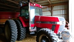 Tractor For Sale:  1995 Case IH 7240