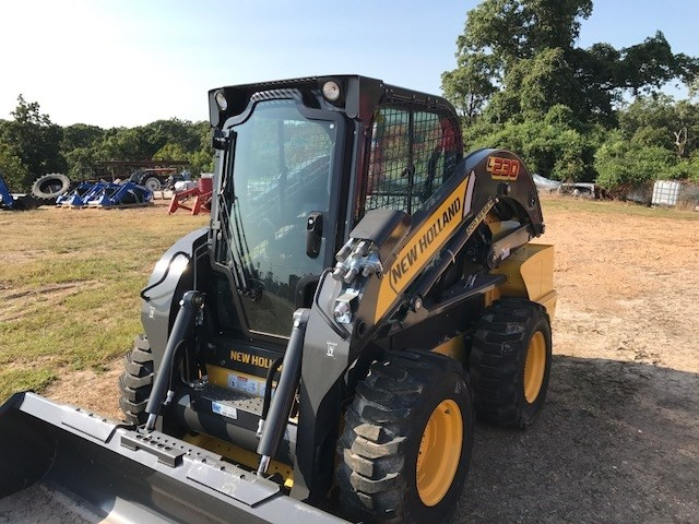 New Holland (NEW) L230  3000 LB LIFT Skid Steer For Sale