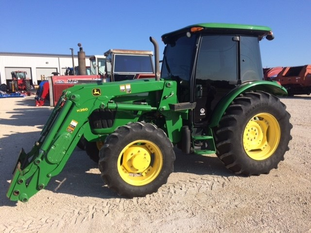 2012 John Deere 5101E Tractor For Sale