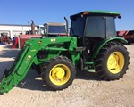 Tractor For Sale: 2012 John Deere 5101E, 101 HP
