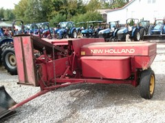 Baler-Square For Sale 1982 New Holland 310