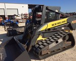 Skid Steer-Track For Sale: 2007 New Holland C185, 78 HP