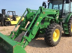 Tractor For Sale 2014 John Deere 6140D , 140 HP