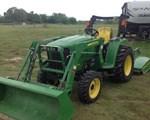 Tractor For Sale: 2015 John Deere 3038E, 38 HP