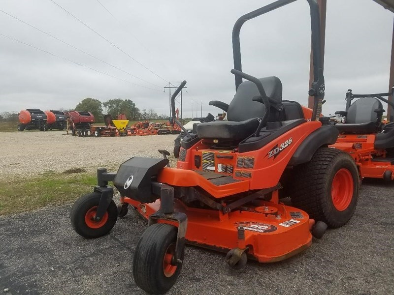 2015 Kubota ZD326P-60 Zero Turn Mower For Sale
