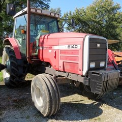 Tractor For Sale 1996 Massey Ferguson 8140 , 161 HP