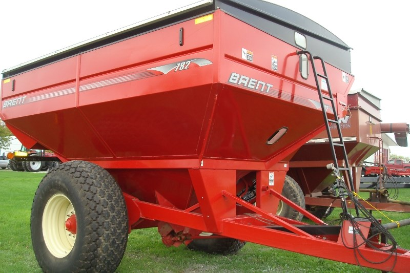 2009 Brent 782 Grain Cart For Sale