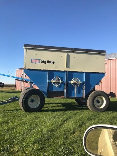 DMI 450 Gravity Box For Sale
