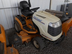 Riding Mower For Sale 2008 Cub Cadet GT2550 , 22 HP