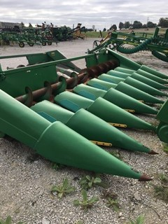 Header-Corn For Sale:  1999 John Deere 893