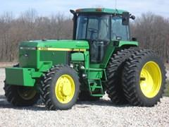 Tractor For Sale 1992 John Deere 4960 , 200 HP