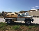 Misc. Ag For Sale: 1995 Ford F350XL 4WD HydraSpray