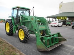 Tractor For Sale:  2001 John Deere 6605 , 95 HP