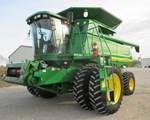 Combine For Sale: 2004 John Deere 9660 STS