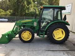 Tractor For Sale 2015 John Deere 5055E , 55 HP