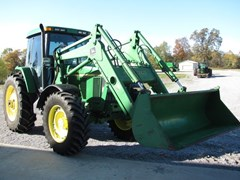 Tractor For Sale:  2001 John Deere 7210 , 95 HP